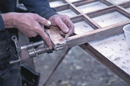 S-PARTNER PLAST d.o.o., Popravka drvenih prozora