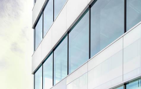 MIBA INŽENJERING, Staklene fasade