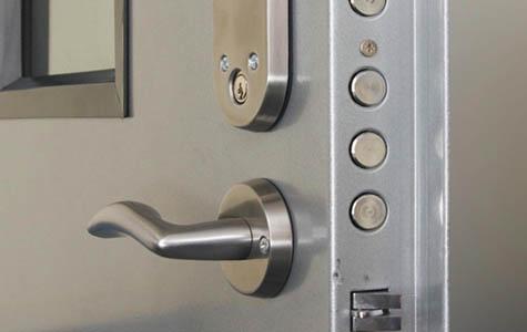 PR PROIZVODNJA GRAĐEVINSKE STOLARIJE SENTRAS, Sigurnosna vrata