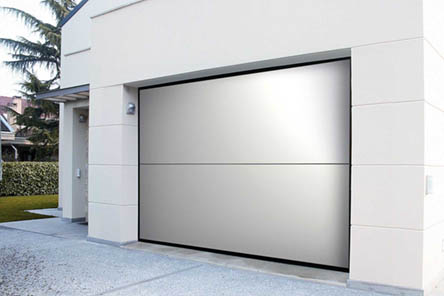 BK ALUPLAST, Segmentna garažna vrata