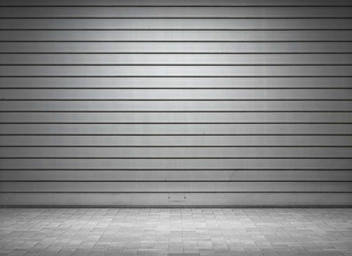 DOO ALU TREND KIKINDA, Industrijska garažna vrata
