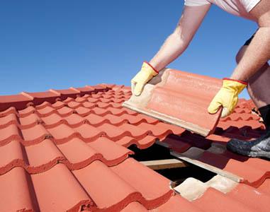 LOPAŠ-MONT, Pokrivanje krova