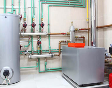 NID-ENERGY SYSTEMS DOO PARAĆIN, Mašinske instalacije