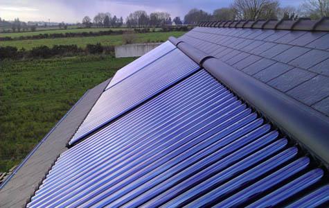 MV GREJANJE, Solarni kolektori