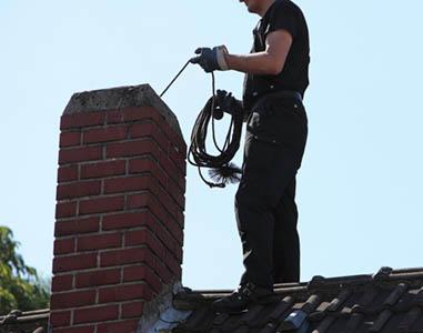 SZR ODŽAČAR SERVIS BEKI BEKIM ADEMI PREDUZETNIK VETERNIK, Čišćenje dimnjaka