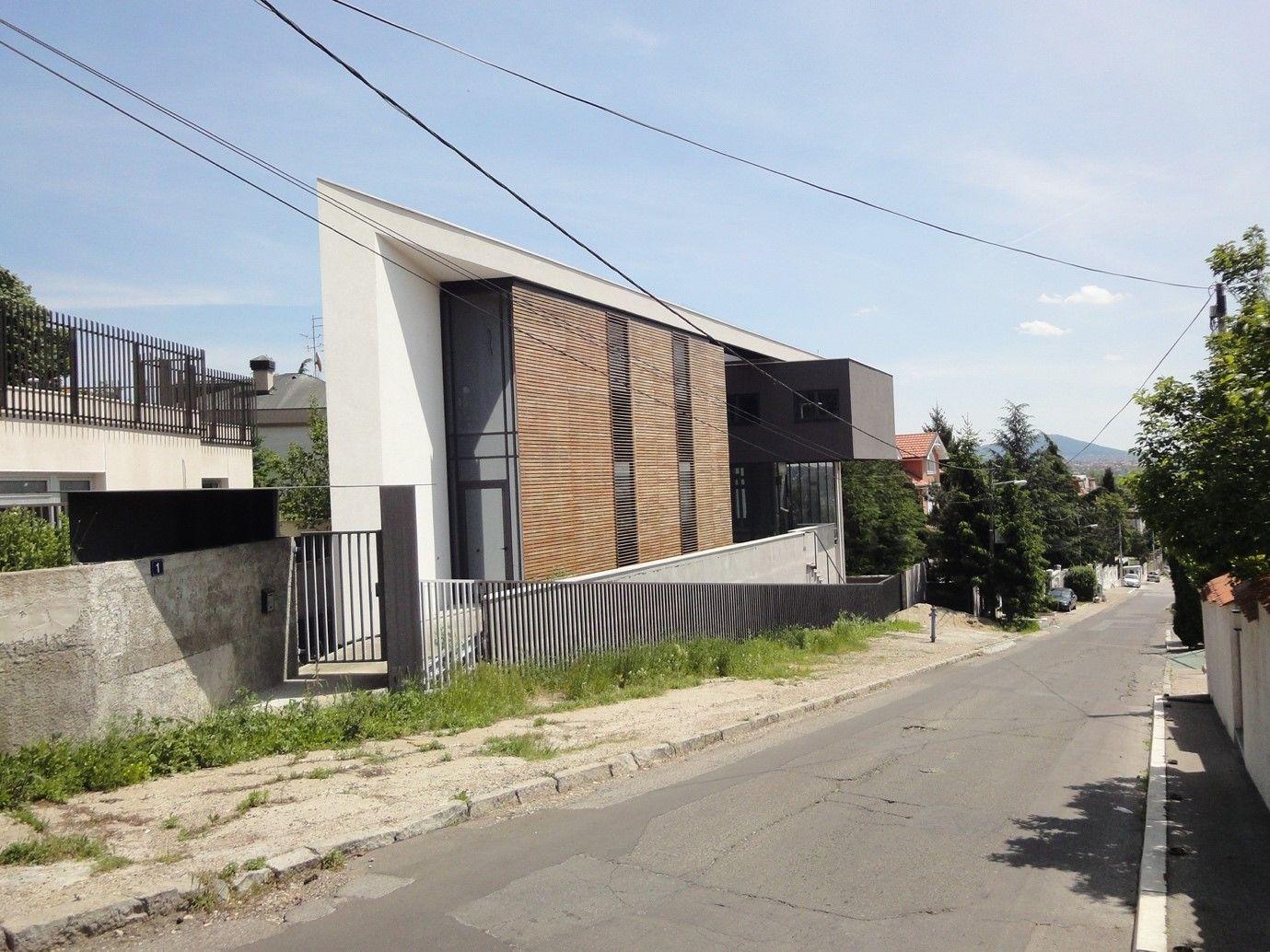 Vila u Miloja Đaka: Trougao kao projektantski izazov