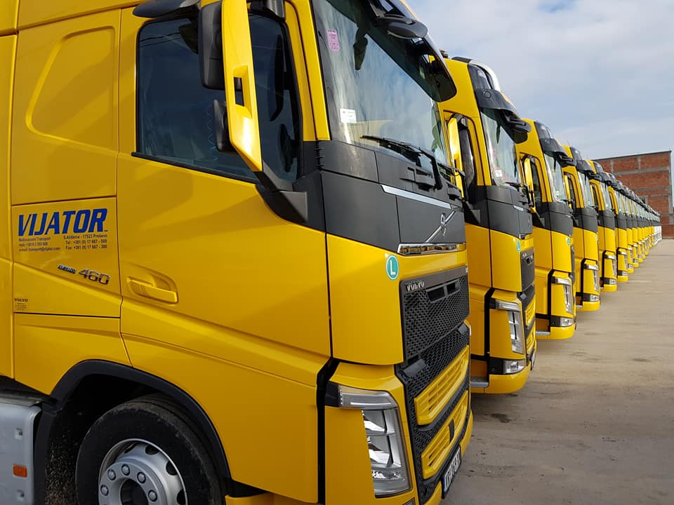 Medjunarodni transport export - import